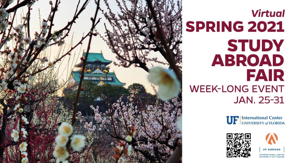 Uf Calendar Spring 2021 Study Abroad | International Center University of Florida
